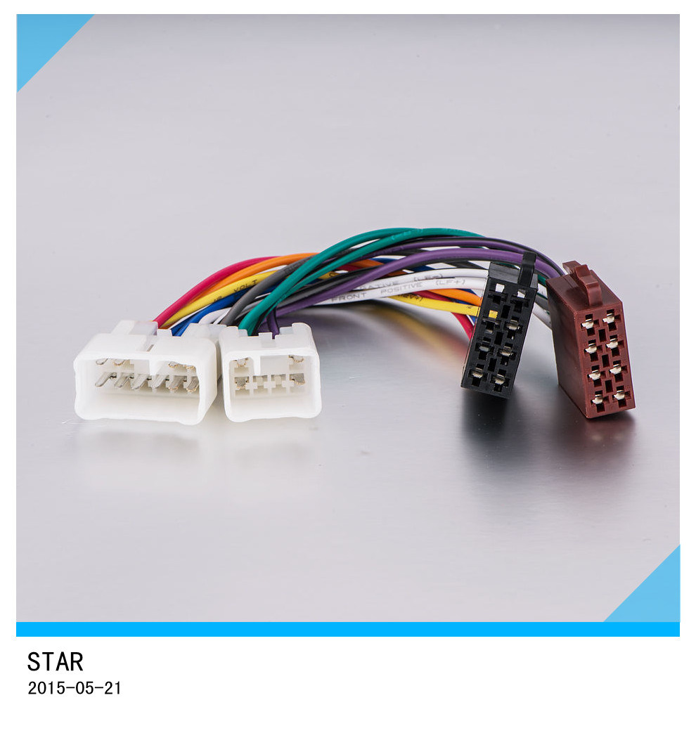 medium resolution of china high quality replacemaent suitable for toyota auto 20 pin connector radio iso wire harness china toyota auto radio wire harness 20 pin iso wire