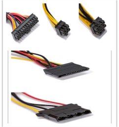 new 350 watt atx computer power supply desktop pc 350w for intel amd pc sata [ 1776 x 1975 Pixel ]