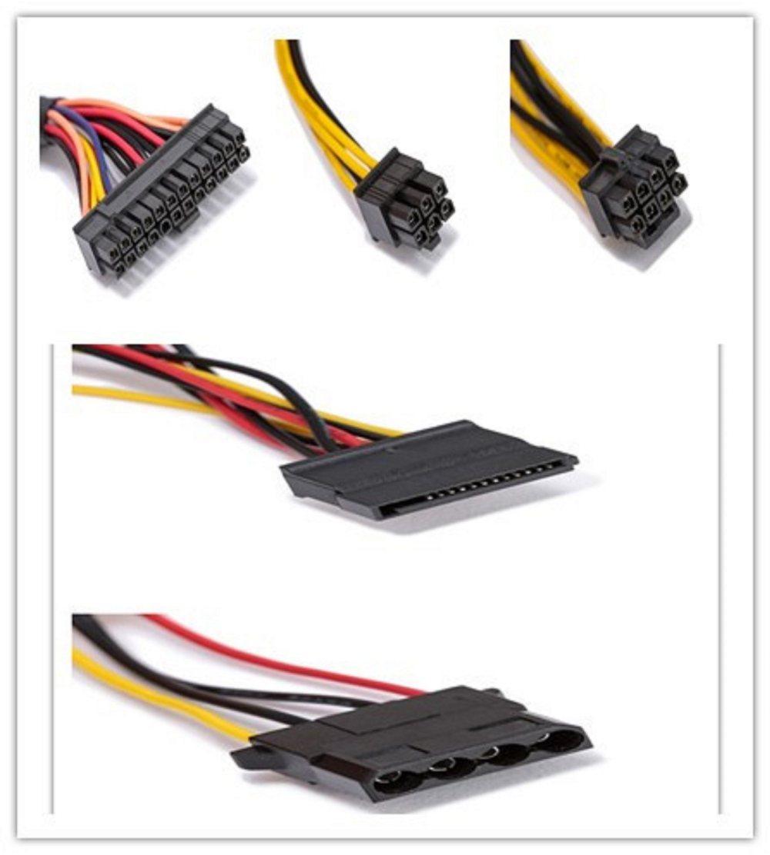medium resolution of new 350 watt atx computer power supply desktop pc 350w for intel amd pc sata