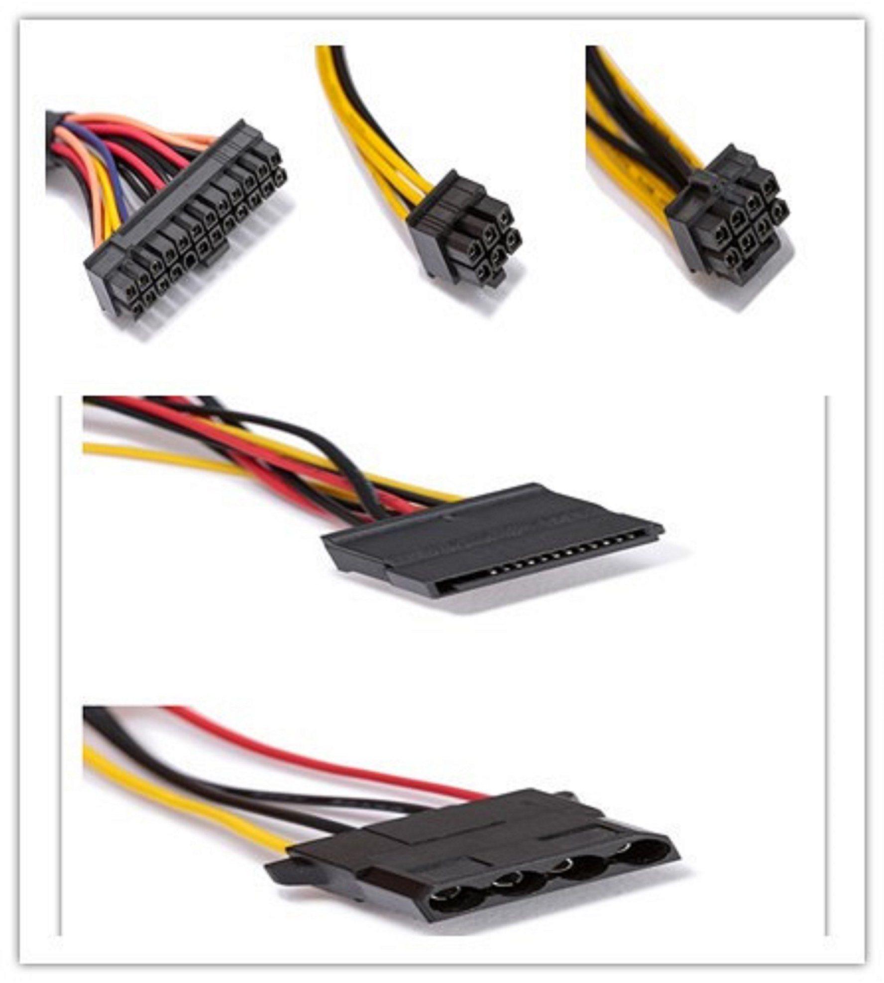 hight resolution of new 350 watt atx computer power supply desktop pc 350w for intel amd pc sata