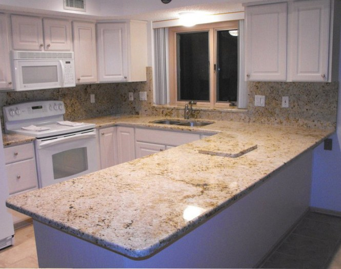 China Brazil Millenium Cream Granite