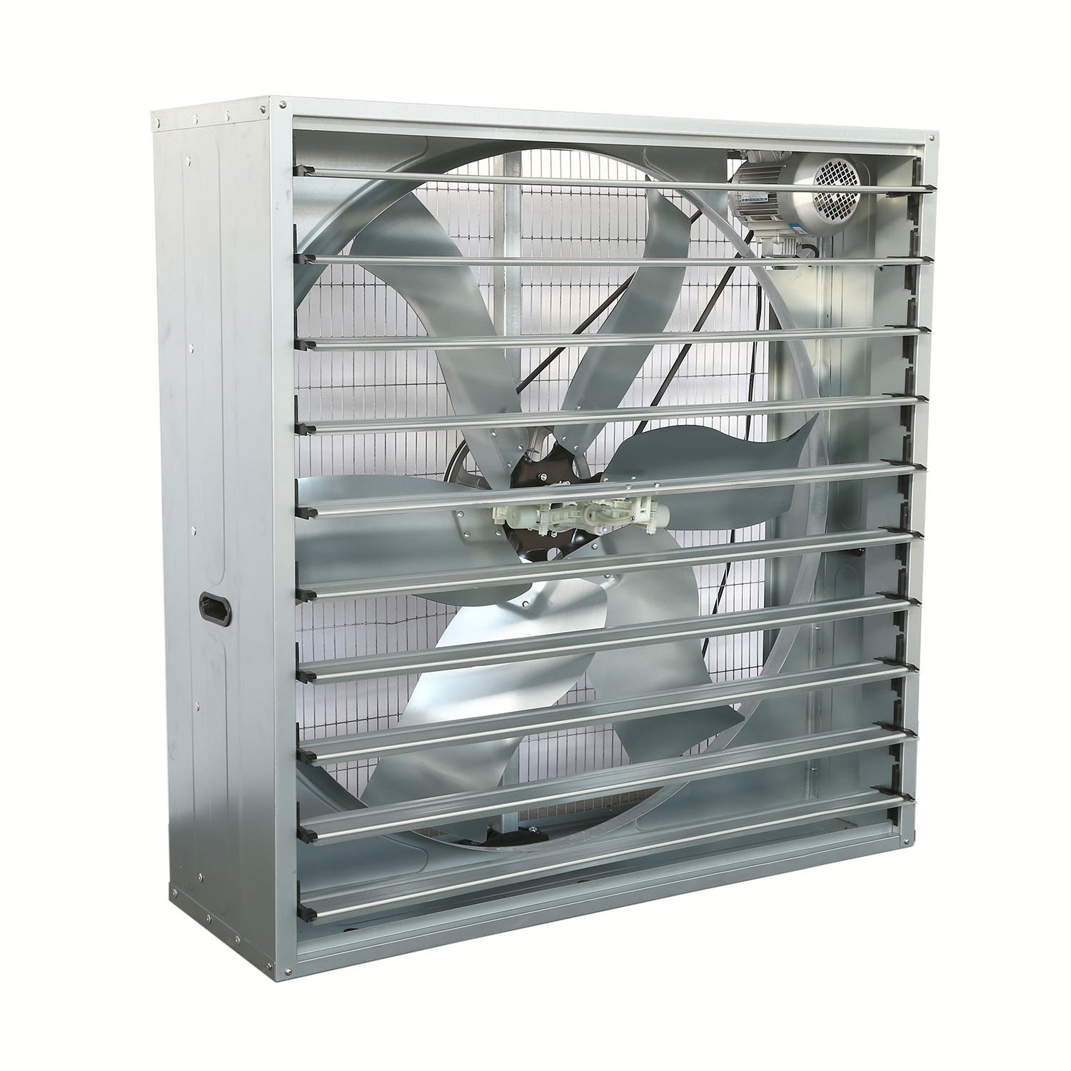 Hot Item Centrifugal Shutter Industrial Ventilation Exhaust Fan For Poultry Farm