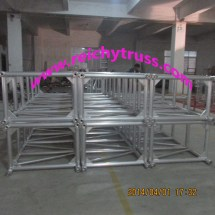 Aluminum Stage Truss Systems - Year of Clean Water
