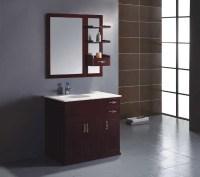 Solid Wood Bathroom Cabinet / Bathroom Vanity (YL-S9850 ...