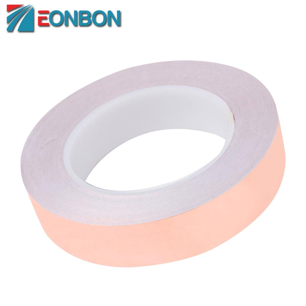 medium resolution of china copper foil conductive adhesive tape for paper circuit electrical repair grounding china copper foil adheisve tape conductive copper foil tape