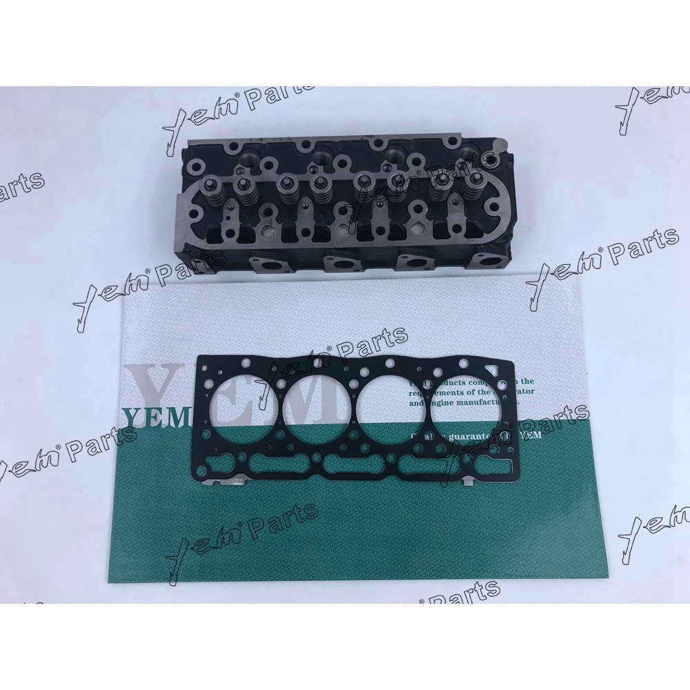 hight resolution of china kubota parts v1505 complete cylinder head with cylinder head gasket china kubota v1505 cylinder head kubota head gasket