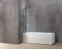 China Bathtub Glass Door (WL-201) - China Glass Door ...
