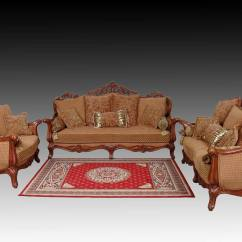 Sofa Design With Wooden Handle Diamond Platform Bed China Classic Set 818 Carve