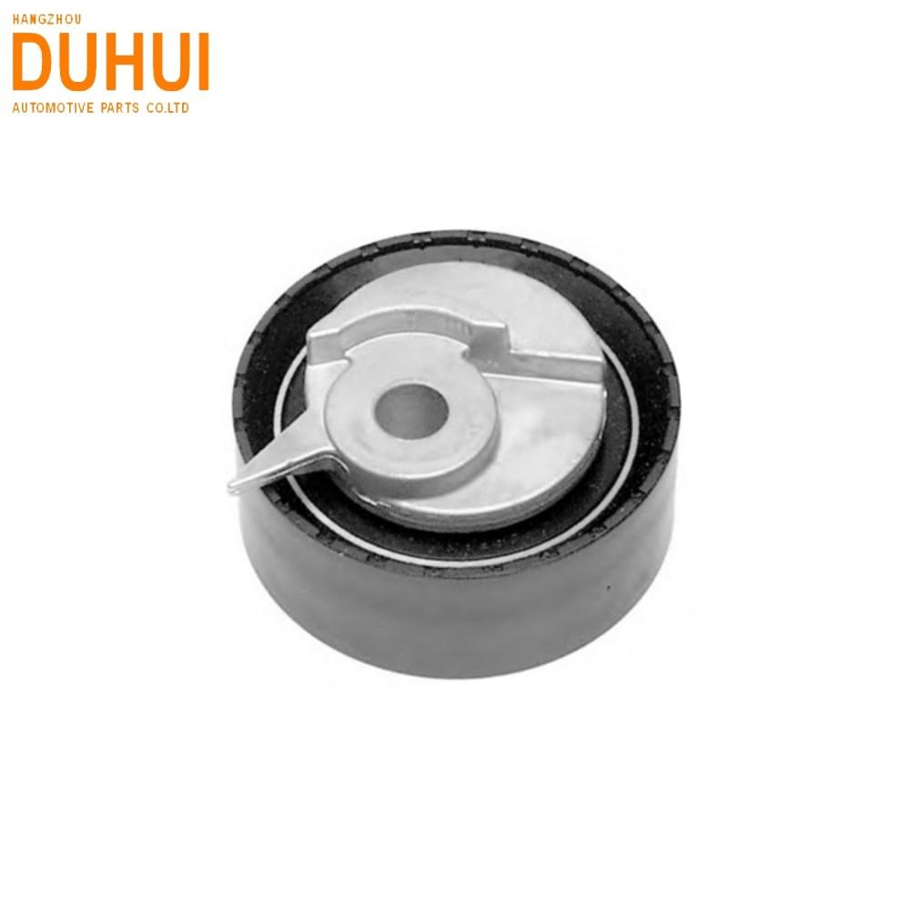 medium resolution of china timing belt tensioner for volkswagen and volvo 074130245 9180594 china tensioner belt tensioner