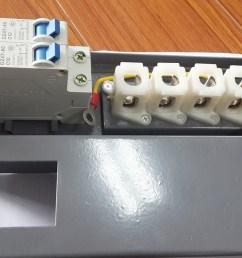 for lighting pole system cut off box ternimal box fuse box junction box [ 1500 x 844 Pixel ]