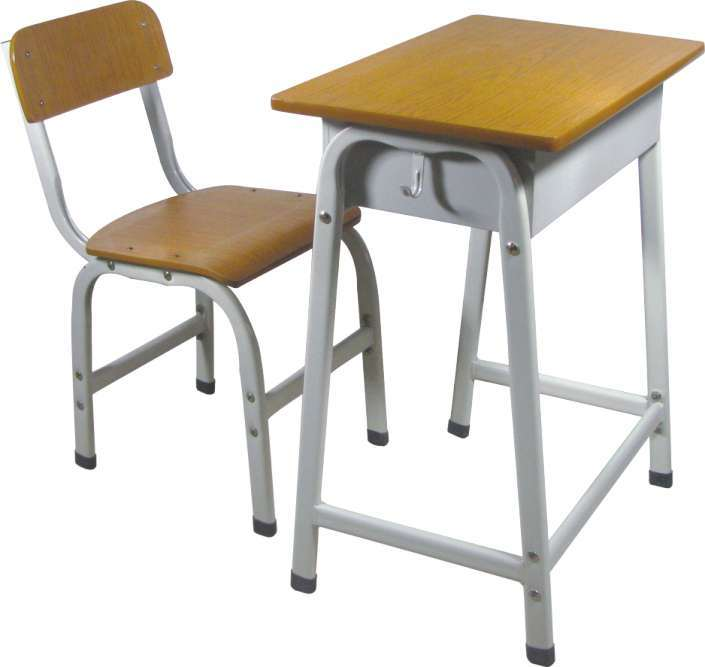 School Desk and Chair S01  China School Furniture