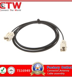 china auto double fakra auto car industry wiring harness wire harness china auto wire harness car wire harness [ 1000 x 1000 Pixel ]