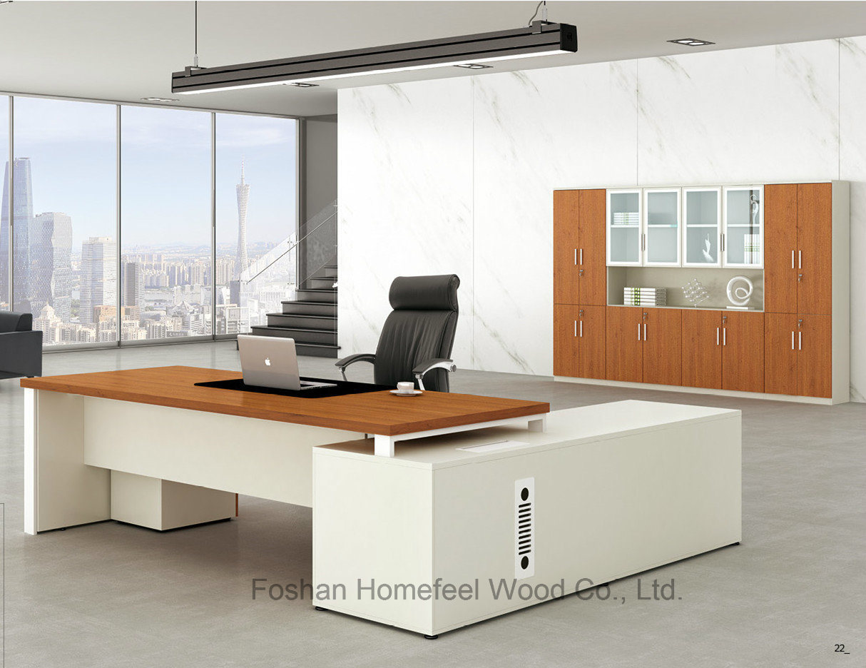 China Luxury Furniture Modern Executive Desk Office Table