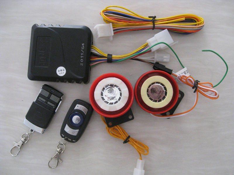 Motorcycle Remote Starter