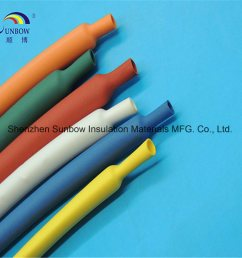 china wire harness protection heat shrink polyolefin tubing china shrink polyolefin tubing heat shrink [ 1000 x 1000 Pixel ]