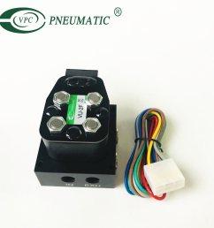 accuair vu4 pneumatic suspension solenoid valve [ 2343 x 2343 Pixel ]
