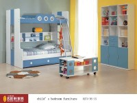 China Childrens Bedroom Furniture (0274-DS-15) - China ...