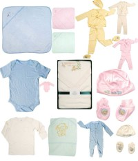 China 100%Bamboo Baby Clothes