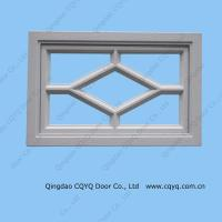 China Garage Door Window (CQ-005) - China Garage Door ...