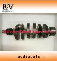 china excavator engine parts 3kc2 3kr2 3kc1 3kr1 crankshaft main bearing set china 3kr1 crankshaft 3kr1 engine bearing set [ 900 x 900 Pixel ]