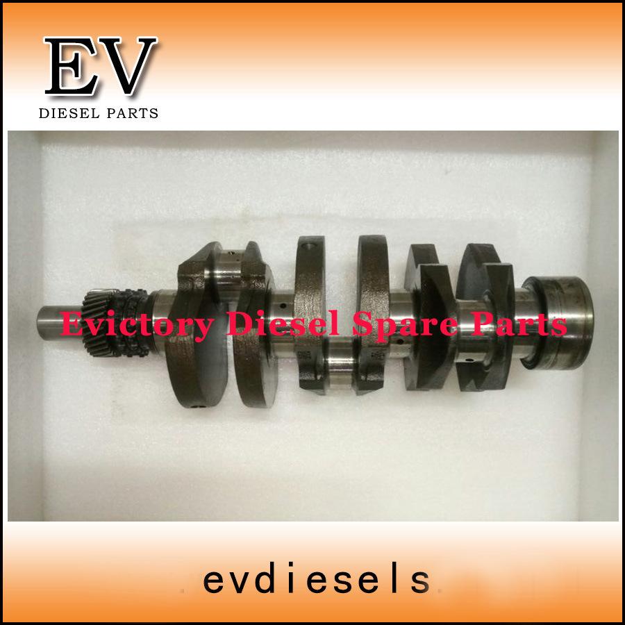 hight resolution of china excavator engine parts 3kc2 3kr2 3kc1 3kr1 crankshaft main bearing set china 3kr1 crankshaft 3kr1 engine bearing set