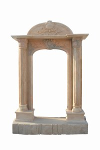 China Marble Doorway (DF7540) Photos & Pictures