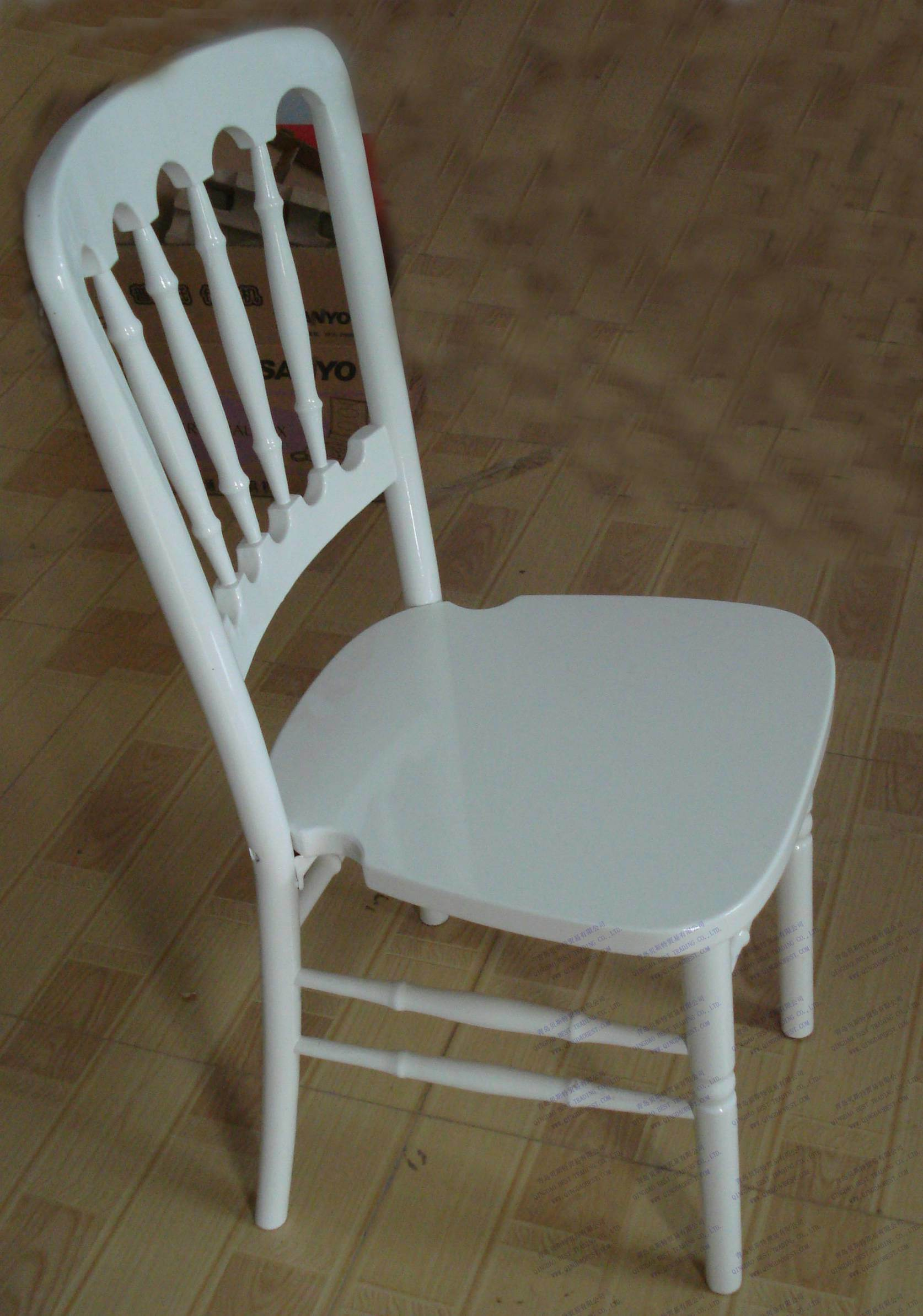 wedding wooden chairs banquet chair covers spandex white chateau bcc002 china hotel