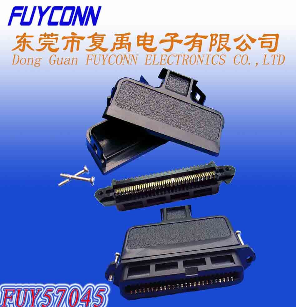 China Champ Rj21 Cable Idc Female Connector Fuy