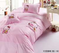 China Hello Kitty Bedding Sets (HARA0010W) - China Hello ...
