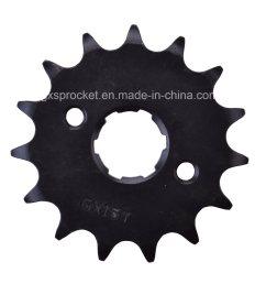 china sprocket front for honda cb125 cg125 suzuki cg125 china motorcycle sprocket front sprocket [ 1772 x 1772 Pixel ]