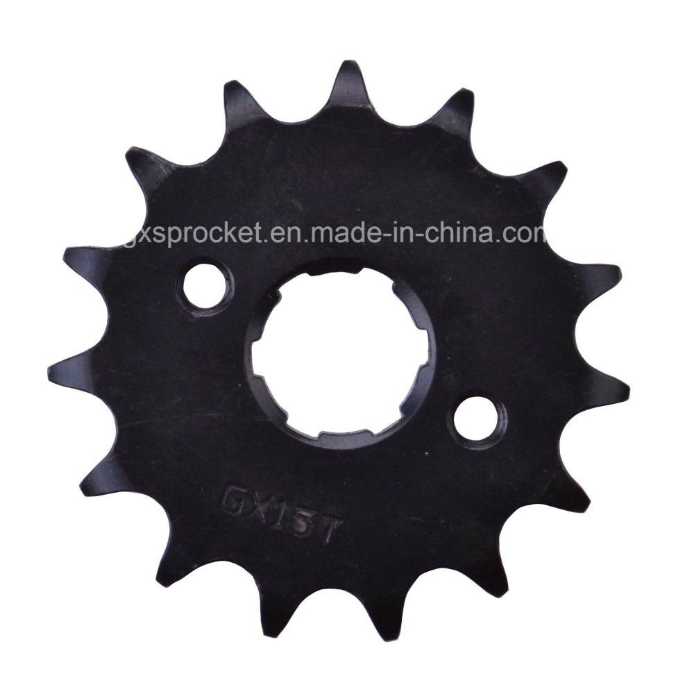 medium resolution of china sprocket front for honda cb125 cg125 suzuki cg125 china motorcycle sprocket front sprocket
