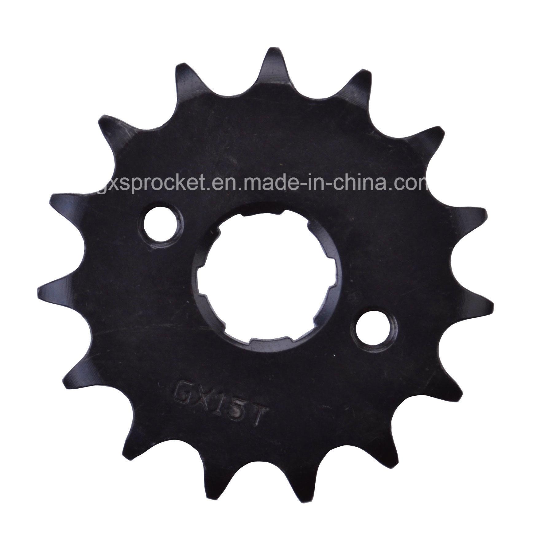 hight resolution of china sprocket front for honda cb125 cg125 suzuki cg125 china motorcycle sprocket front sprocket