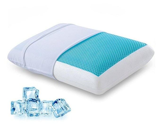 China Supplier Amazon Hot Selling New Latex Memory Foam Gel Pillow Memory  Foam Pillows - China Organic Bamboo Fiber and Hypoallergenic and Soft price