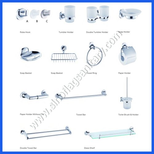 small resolution of zinc bathroom accessories sets for five star hotel hardware fittings