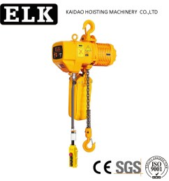 china kito type 1 ton fixed electric chain hoist china fixed electric chain hoist fixed chain hoist [ 1280 x 1280 Pixel ]