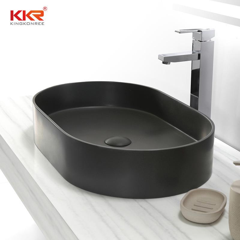 China Acrylic Solid Surface Bathroom Basins China Washing Sink Wash Hand Basin