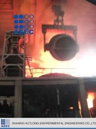 China Steel Melting Furnace