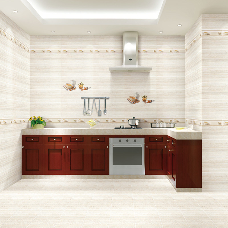 hot item 300x600mm high glossy kitchen ceramic wall tile