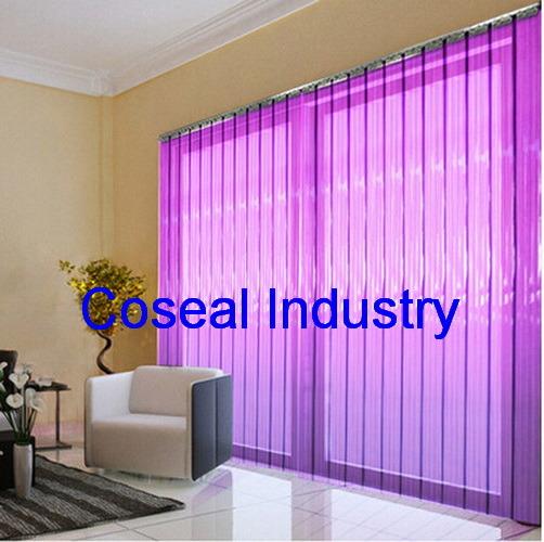 hot item anti ultraviolet plastic pvc strip curtain