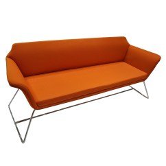 Orange Color Sofa Corner Recliner Northern Ireland China Modern Style Fabric Casual New