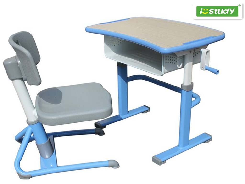 Study Table And Chair Hot Item Modern Kindergarten Ergonomic Study Table Table And Chair Hya 105