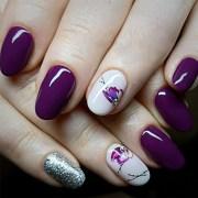 china nail stickers nails blooming