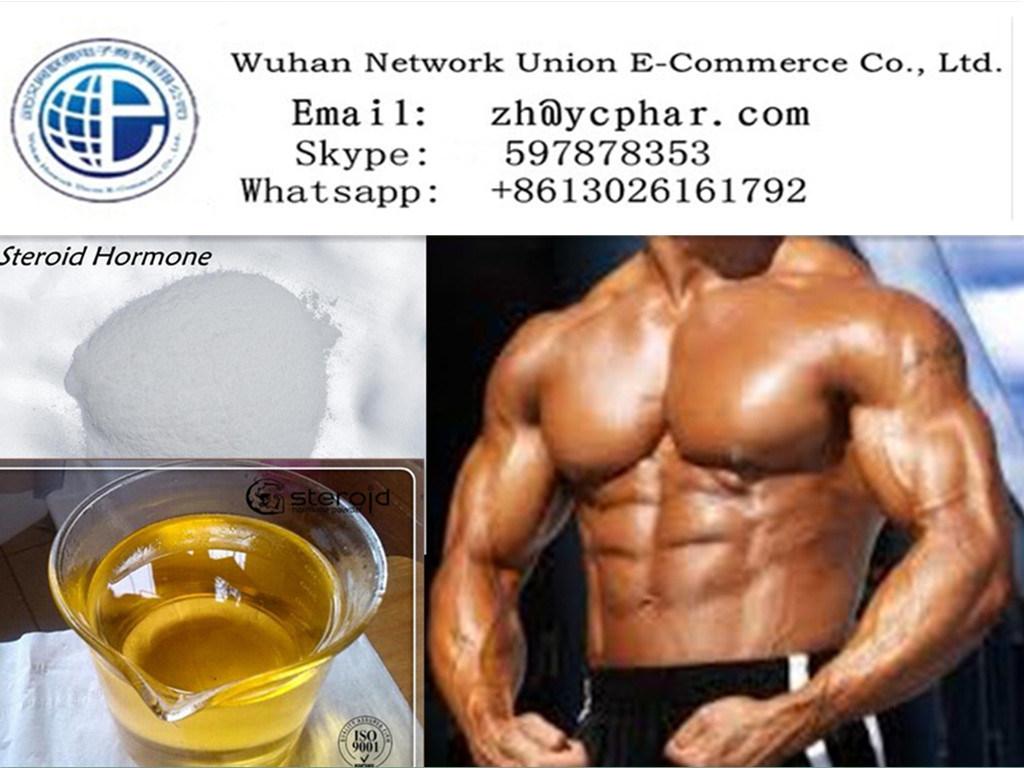 China Anti-Estrogen Clomid Steroids Powder Clomifene ...