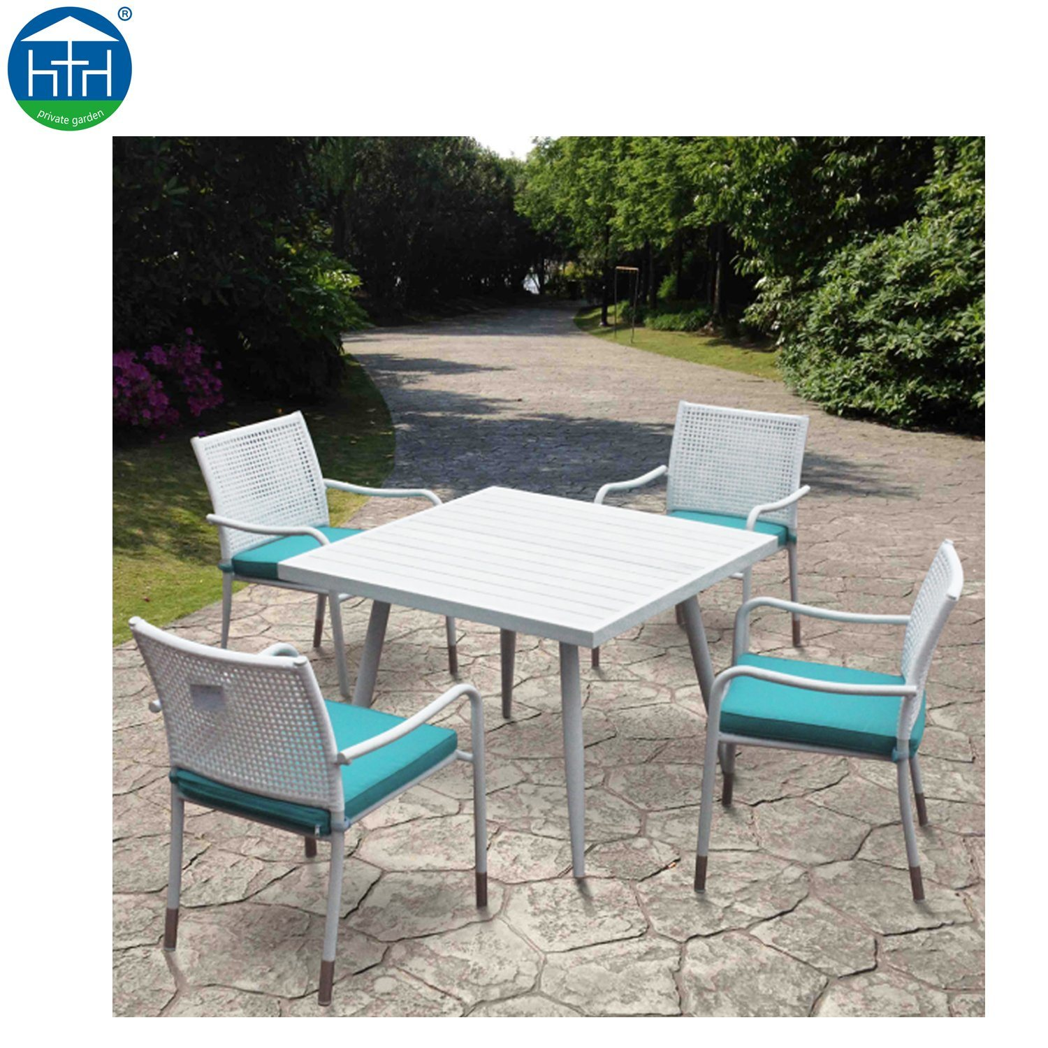 Patio Furniture Table And Chairs Hot Item Popular Outdoor Furniture Cheap Rattan Table And Chair