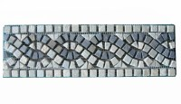 China Mosaic Border Tile / Wall Tile - China Border Tile ...