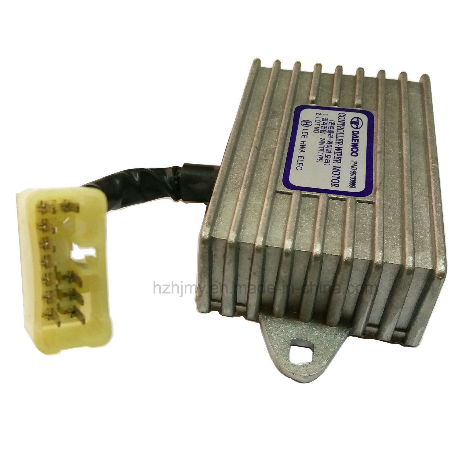 hight resolution of 96703886 wiper motor controller 24v tr type for daewoo bus
