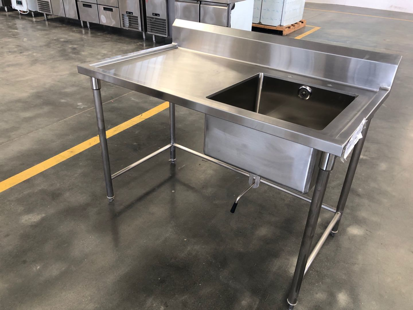 china stainless steel sink wash basin
