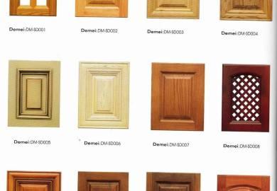 Kitchen Cabinet Doors Timber