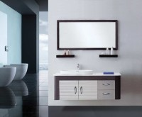 China Stainless Steel Bathroom Vanity - China Stainless ...