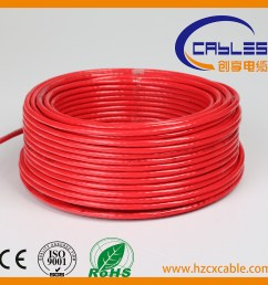 china stranded wire telephone cable 4cores 100m roll china telephone cable alarm cable [ 1134 x 1081 Pixel ]